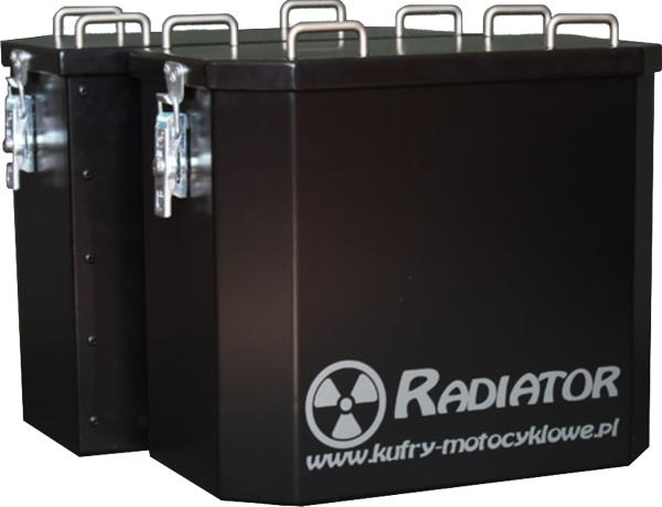 Radiator - kufry motocyklowe
